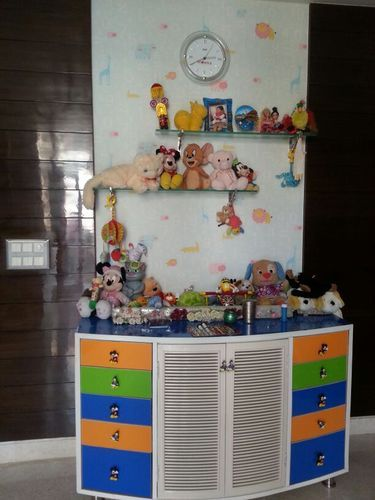 Kids Room Interior Designing Service
