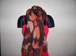 Boiled Wool Scarves