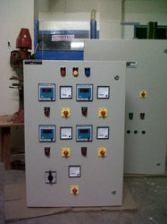 Furnace Temperature Control Panels