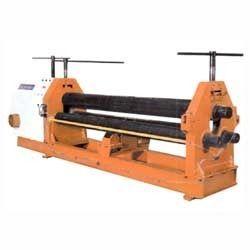 Hydraulic Operated Rolling Machine