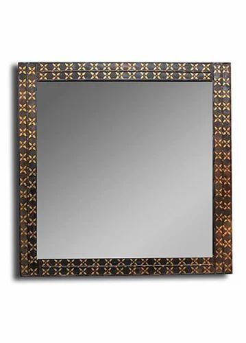 Square Mirror Frame