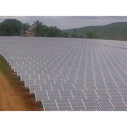 Grid Tie Solar Power Plants