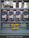 AC Frequency Drive Panel