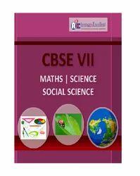 CBSE Class 7th Online Combo Book