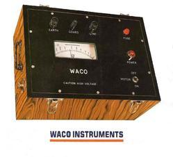 Waco Motorized Analogue Motor Driven Insulation Tester