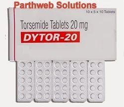 Dytor (Torsemide Tablets)