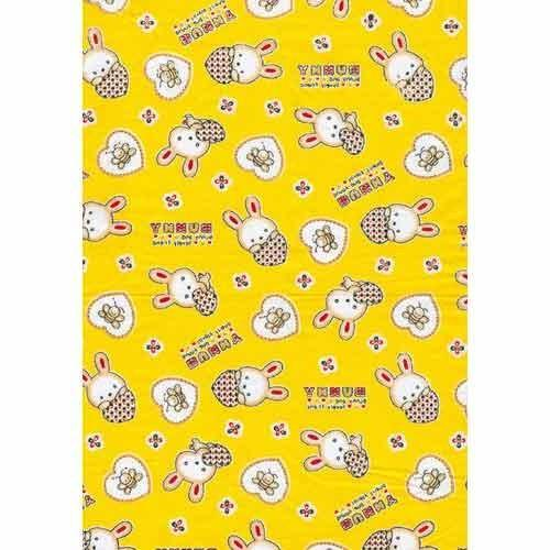 Cotton Nursery Print Fabric