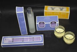 Customized Gift Candles And Room Spray