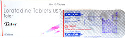 Loratadine Tablets USP Talor