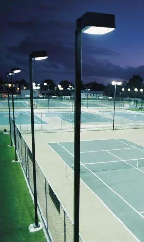 Tennis court light sports lighting system keshab chandra sen tennis court light aloadofball Gallery