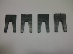 packing shims for aluminium windows