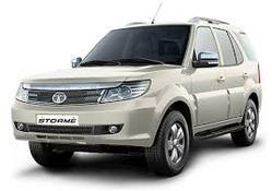 Car Rental Services (Tata Safari)