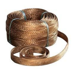 Braided Copper Tin Wire