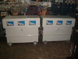 35 KVA Oil Cooled Servo Voltage Stabilizer