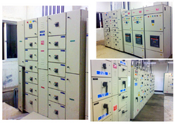 MCC,Power Panel And Installation