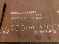 Raex 500 Wear Resistant Steel Plates