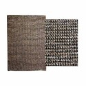 Rectangular Polyester Nfc-02 Natural Fiber Carpets For Home, Size: 80 X 100 Cm