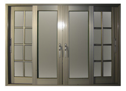 doors & windows partition - view specifications & details of