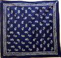 Printed Square Cotton Bandana