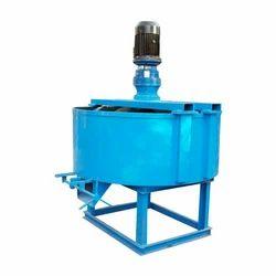 Concrete Pan Mixer, Power: 5 HP