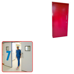 Metal Doors for Pharmaceutical Industry