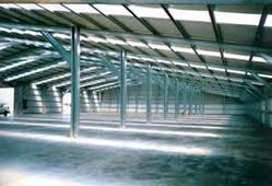 Industrial Building Shed Construction Services