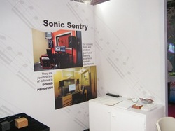 Palm Expo 2011 - Sonic Sentry