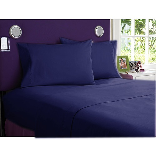 Water Bed Sheet Set Pima Cotton Solid