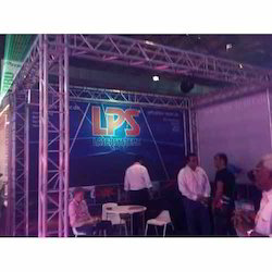 X Trade Show Display Light Weight Truss