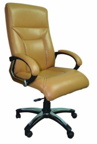 Mustard Yellow High Back Office Chair Rs 5500 Piece Hii Style