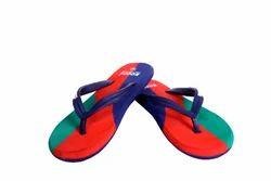 Mens Rubber and Plastic Flip Flops Slipper