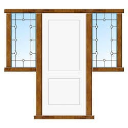 French Door Frame