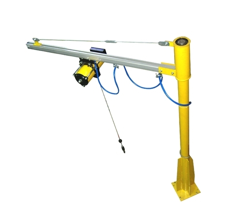 Jib Cranes - Portable Jib Crane Manufacturer from Pune