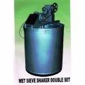 Wet Sieve Shaker Double Set