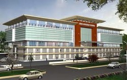 Krishana Tower Commercial Projects