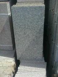 Pearl White Granite Tile, Thickness: 15-20 mm, for Flooring
