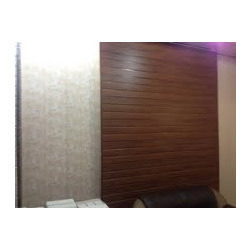 PVC Royal Teak Wall Panel
