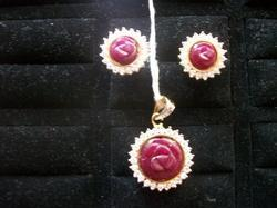 Trendy Brass Pendant