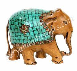 Handmade Elephant Sculptures