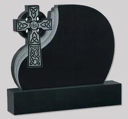 Monument Stone Cross Model