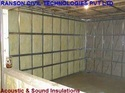 Acoustics and Sound Insulation Solutions