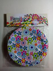 Family Party Plates