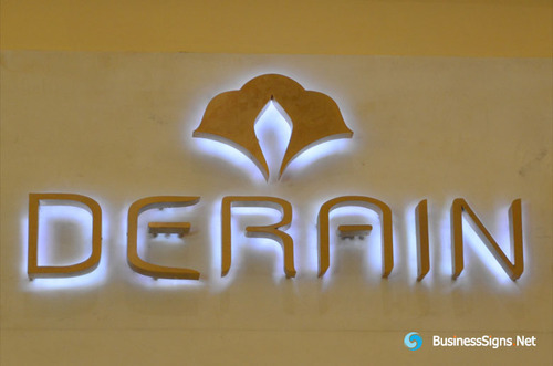 Brass Sign Board Lotus Brass Sign Board Service Provider From Bareli