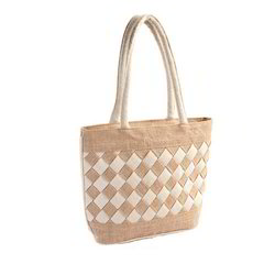Ladies Jute Hand Bag