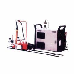 Semi Automatic Plasma Cutter Machine