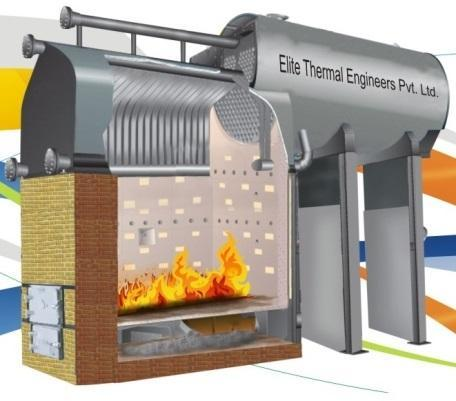 Wood Fired Boiler, Steam Boilers | Parvati, Pune | Elite Thermal ...