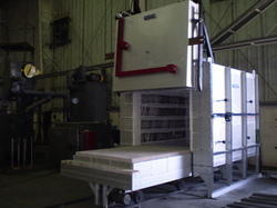 Iron Electric High Temperature Furnace