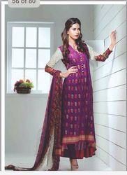 Designer Embroidery Pakistani Long Suits