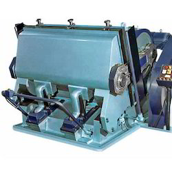 Corrugated Box Punching Machine