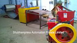 Coil Cut To Length Line Machinery